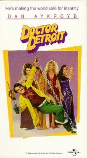 Doctor Detroit (1983) cover