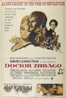 Doctor Zhivago 1965 poster