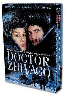 Doctor Zhivago (2002) cover