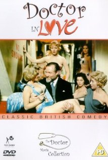 Doctor in Love (1960) cover