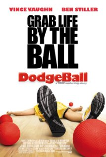 Dodgeball: A True Underdog Story (2004) cover