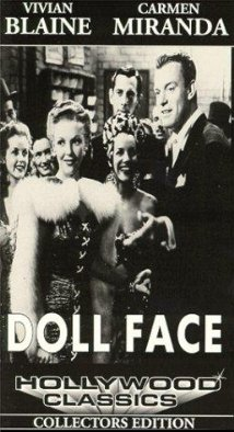Doll Face (1945) cover