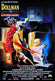 Dollman vs. Demonic Toys (1993) cover