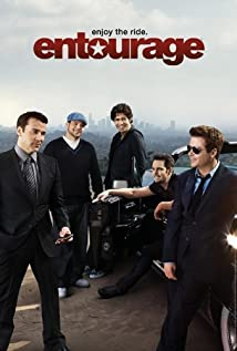 Entourage (2004) cover