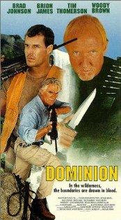 Dominion (1995) cover