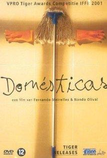Domésticas (2001) cover