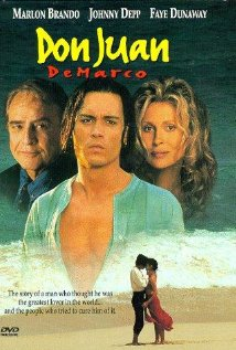 Don Juan DeMarco 1994 poster