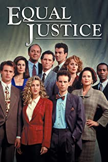 Equal Justice (1990) cover