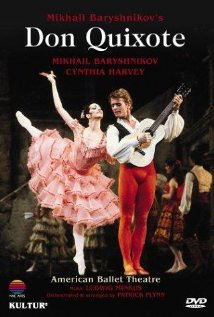 Don Quixote (Kitri's Wedding), a Ballet in Three Acts (1984) cover