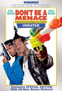 Don't Be a Menace to South Central While Drinking Your Juice in the Hood (1996) cover