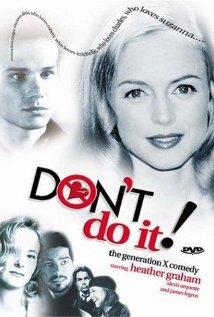Don't Do It (1994) cover