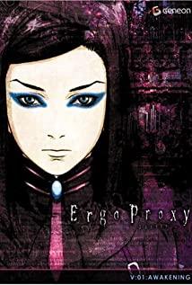 Ergo Proxy (2006) cover