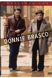 Donnie Brasco (1997) cover