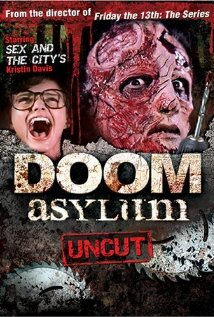 Doom Asylum (1987) cover