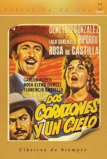 Dos corazones y un cielo (1959) cover