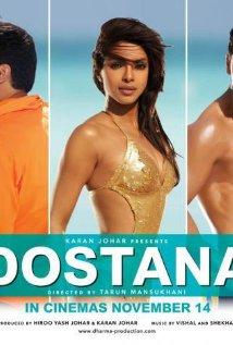 Dostana (2008) cover