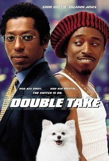Double Take 2001 poster