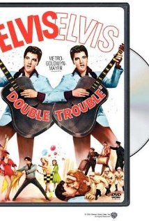 Double Trouble (1967) cover