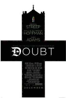Doubt (2008) cover