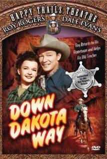 Down Dakota Way (1949) cover