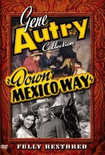 Down Mexico Way (1941) cover