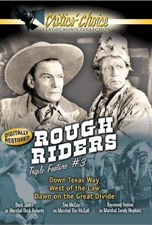 Down Texas Way (1942) cover