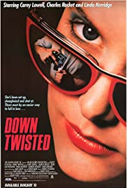 Down Twisted (1987) cover