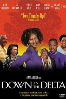 Down in the Delta (1998) cover