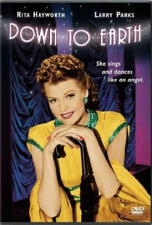 Down to Earth 1947 poster