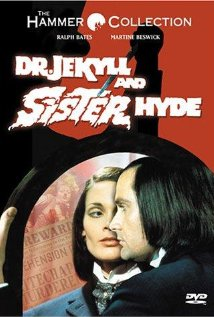 Dr Jekyll & Sister Hyde (1971) cover