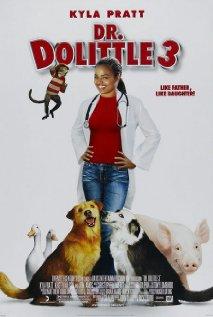 Dr. Dolittle 3 (2006) cover
