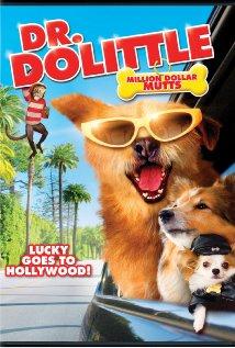 Dr. Dolittle: Million Dollar Mutts (2009) cover