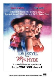 Dr. Jekyll and Ms. Hyde (1995) cover