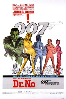 Dr. No (1962) cover