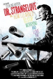 Dr. Strangelove or: How I Learned to Stop Worrying and Love the Bomb (1964) cover