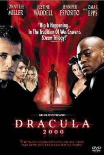 Dracula 2000 (2000) cover