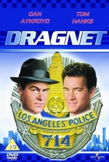 Dragnet (1987) cover