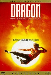 Dragon: The Bruce Lee Story (1993) cover