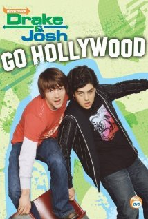 Drake and Josh Go Hollywood (2006) cover