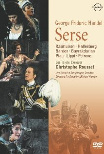 Dresdner Musikfestspiele 2000 - George Frideric Handel: Xerxes (Serse) - Dramma per musica (2000) cover