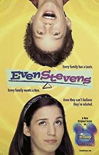 Even Stevens 1999 poster