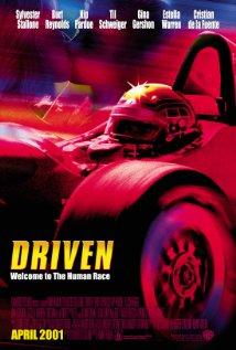 Driven (2001) cover