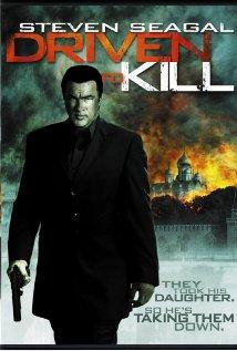 Driven to Kill (2009) cover