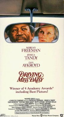 Driving Miss Daisy 1989 poster