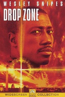 Drop Zone (1994) cover