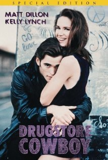 Drugstore Cowboy (1989) cover