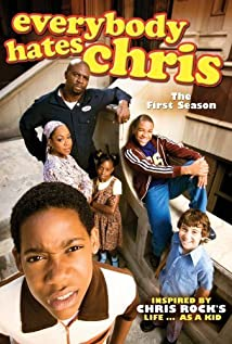 Everybody Hates Chris (2005) cover