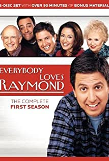 Everybody Loves Raymond 1996 poster