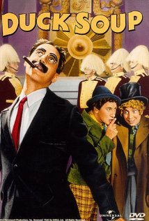 Duck Soup (1933) cover