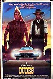 Dudes (1987) cover